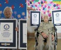 Dünyanın en yaşlı ikizleri!