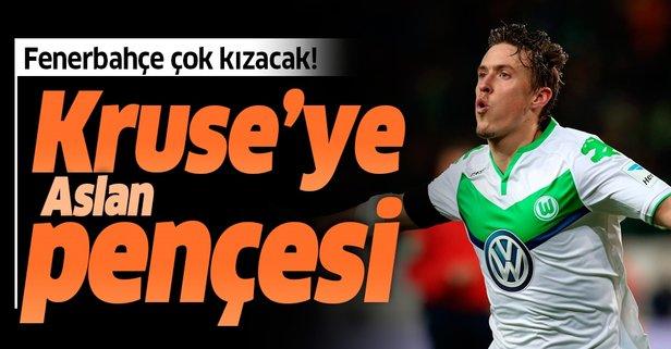 Galatasaray Dan Kruse Hamlesi Aslan Kancayi Takti Takvim