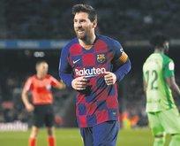City Messi'yi bekliyor