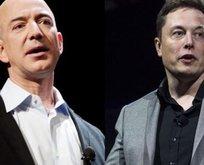 Uzay yarışı kızışıyor! Jeff Bezos'tan flaş adım
