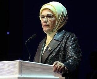 """Emine Erdoğan'dan """"Timur Selçuk"""" için başsağlığı mesajı"""