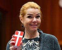 Danimarkalı Bakan Stojberg makam aracıyla mülteciyi ezdi