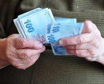 Emeklinin zam hesabı tamam