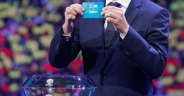 EURO 2020 kadrolarıyla ilgili flaş karar!