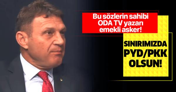 ODA TV yazarı Emekli Tuğamiral Türker Ertürk'ten skandal sözler: Sınırımızda PYD olsun! - Takvim