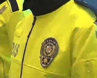 Canlı yayında tanıtıldı! İşte yeni polis kıyafetleri
