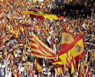İspanyadan flaş Katalonya kararı! Askıya aldılar