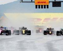 İstanbul'da tarihi yarış! Formula 1'de İstanbul Hamilton'un