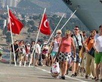 Antalya coştu