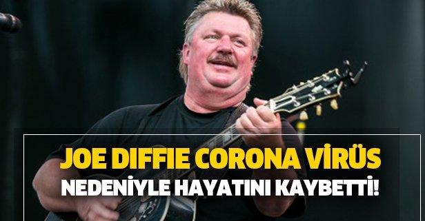 Ünlü şarkıcı koronavirüs nedeniyle hayatını kaybetti