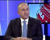 Çavuşoğlu: Suriye'de her an ateşkes olabilir
