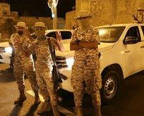 Libya ordusu BAE'nin zırhlı aracını imha etti