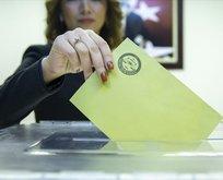23 Haziran Kağıthane seçim sonuçları