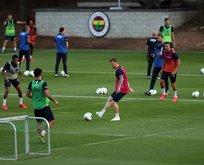 Fenerbahçe'de yeni sistem! Serdar Aziz'in yanında...