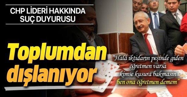 Kılıçdaroğlu toplumdan dışlanıyor