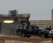 Muhalifler Şam'da kuşatmayı kırdı