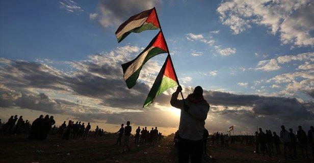 İsrail askerleri ilhak planını protesto eden Filistinliyi yaraladı