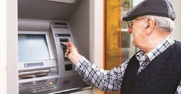 Mart 2020 SSK Bağkur emekli maaş ödemeleri hangi günler yapılıyor?