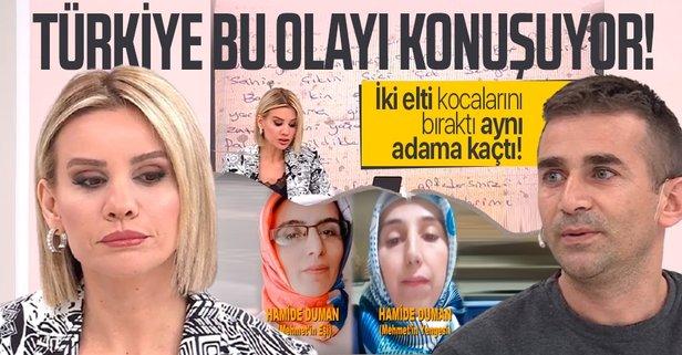 Esra Erol SON BÖLÜM TEKRAR İZLE 25 Mart 2021 Perşembe   ATV linki YOUTUBE  Şoke eden olay! 2 elti kocalarını bıraktı Muammer'e kaçtı! - Takvim
