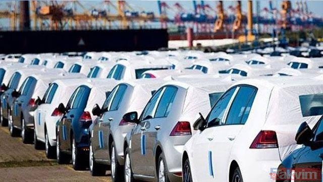 Sahibinden ikinci el sıfır 100 bin TL altı fiyatla satılan otomobiller! İşte Renault, Toyota, Wolksvagen 100 bin TL arabalar