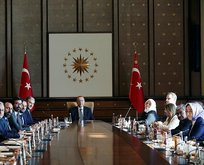 Başkan Erdoğan MÜSİAD heyetini kabul etti