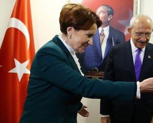İyi Parti-CHP ittifakında çatlak