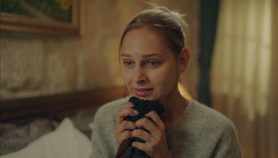 Maria ile Mustafa dizisinin yeni bölümüne damga vuran an: Maria, Mustafa'nın hayatta olduğunu öğrendi!