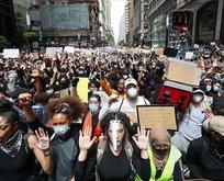 ABD'deki 'George Floyd' protestoları ülke tarihine geçti