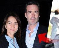 Murat Başoğlu, boşandığı eşiyle yakalandı