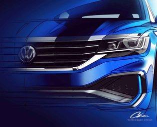 2019 Volkswagen Passat ortaya çıktı