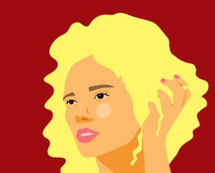 Rüyada sarı saç görmek ne anlama gelir?