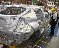 İki otomotiv devi üretimlerini durdurdu