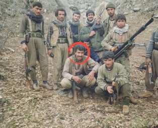 """""""Mazlum Kobani"""" kod adlı terörist 'Şahin Cilo'nun PKK kampından yeni fotoğrafları ortaya çıktı"""