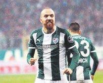 Bursaspor'da ayrılık