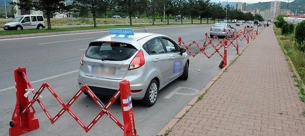 Ehliyet alacaklar dikkat! O sınav kaldırıldı