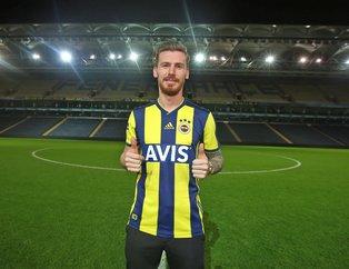 Serdar Aziz Fenerbahçe'de! İşte ilk sözleri...