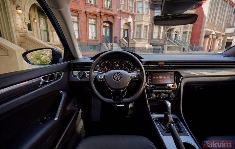 Volkswagen Passat'ın yeni modelinin görüntüleri ortaya çıktı! İşte 2020 model Volkswagen Passat'ın tasarımı