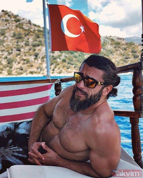 Diriliş Ertuğrul'un Turgut Bey'i Cengiz Coşkun'un Kıvanç Tatlıtuğ gerçeği!