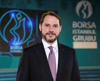 Hazine ve Maliye Bakanı Berat Albayrak'tan İstikrar Kalkanı mesajı