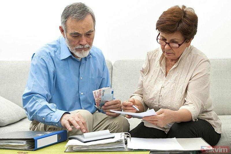Emekliye 501 TL Ocak zammı | 2020 Ocak zammıyla SSK SGK ve Bağ-Kur emeklilerinin maaşı ne kadar olacak?