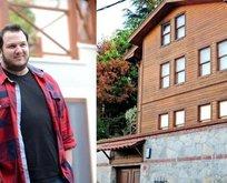 Şahan Gökbakar villayı ofis yaptı