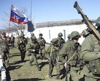 Rus askerleri Afrin'den çekiliyor