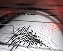 Son dakika: Yunanistan'da deprem!