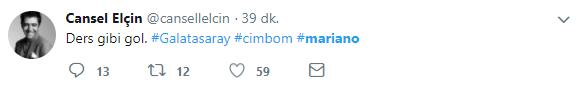 Mariano attı, sosyal medya yıkıldı!