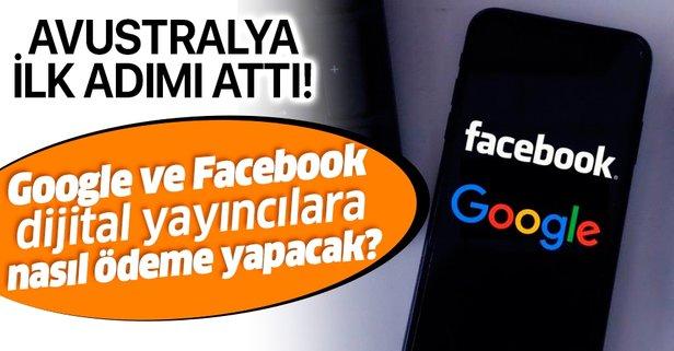 Facebook ve Google dijital medyaya nasıl para ödeyecek?