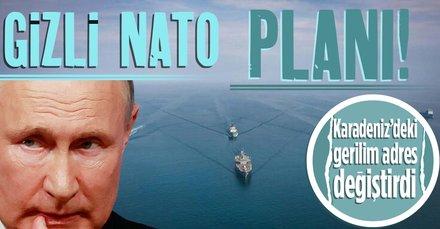 Gerilim adres değiştirdi! Putin'den gizli NATO planı!