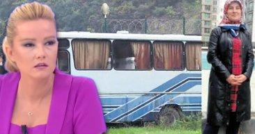 Müge Anlı'daki Nazmiye Oruçoğlu cinayetinde son dakika gelişmesi! Cesedi yanmış halde bagajda bulunmuştu...