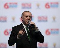 Cumhurbaşkanından terörle mücadelede kararlılık mesajı