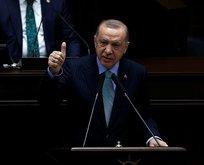Başkan Erdoğan'dan CHP'nin Albayrak iftiralarına cevap
