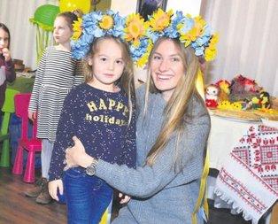 Ukraynalı anneler türkçe öğrendi